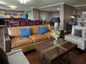 JWM Concierge lounge