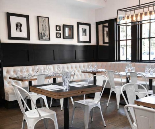 Restaurant design los angeles interior designers
